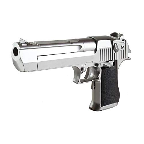 Cyma Pistola Airsoft Aep Desert Eagle Plata (0.5 Joules) - CM121SV