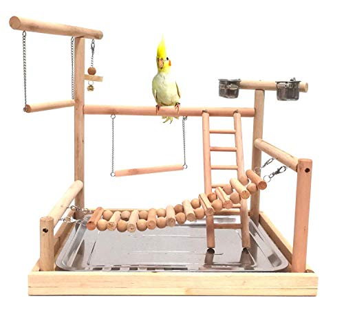 Mrli Pet Bird Play Stand
