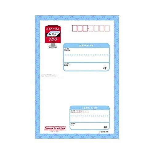 日本郵便スマートレター180円 【10枚組】/00-2648