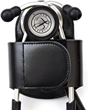 Stethoscope Holder with Velcro Closure and Belt Clip - Universal Stethoscope Holster