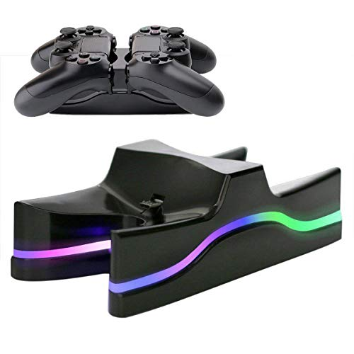 PS4 Multi Dual Port Game Handle Charger DC5V voeding