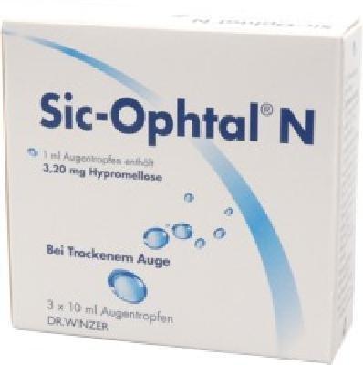 Sic-Ophtal N Augentropfen,30ml