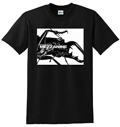 Massive Attack T Shirt Mezzanine Vinyl CD Cover Small Medium Large XL