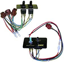 Guest 22219A Dual Station Kit for M-100 Marine Halogen Spotlights (Models 22200 and 22201)