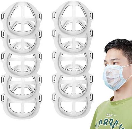 Zhongmin 4PCS Max 84% OFF Black Mask Extender Anti-Tightening Ear Protector Max 71% OFF
