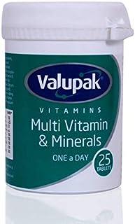 فالوباك متعدد الفيتامينات والمعادن - 25 قرص
