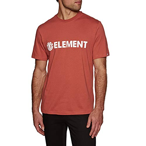 Element Uomo T-Shirt L1SSA6 Etruscan Red XS