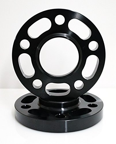 Renn Motorsport 10MM Compatible with BMW Wheel Spacers with Extended Lugs F10 F22 F30 F32 F80 F82 Colorado