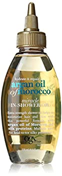 OGX Hydrate & Repair + Argan Oil of Morocco Miracle In-Shower Oil 4 Ounce