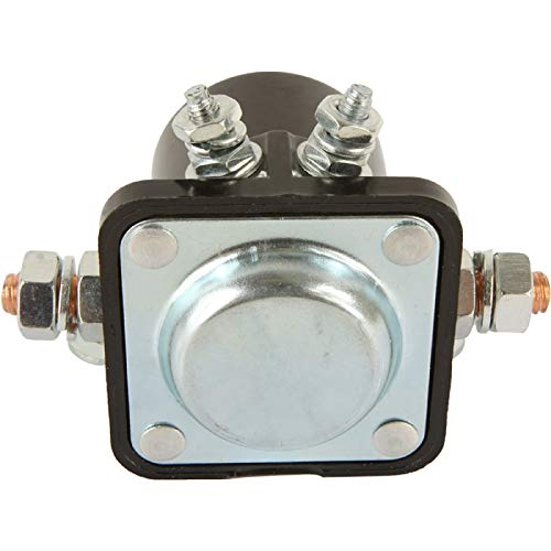 Price comparison product image DB Electrical SFD6024 Solenoid Relay Insulated Base Compatible with / Replacement for Delco 1451,  1460,  1469 Chrysler 1605435 Prestolite 15-159,  15-188