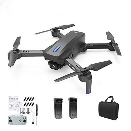 Drone GPS H14 avec Double caméra 4K HD 2.4G / 5G WiFi 170 ° Grand Angle FPV Transmission en Temps réel 75 degrés réglage électrique quadrirotor RC