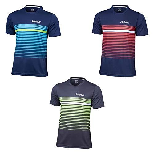 JOOLA T-Shirt Stripes Größe XS, Navy/rot
