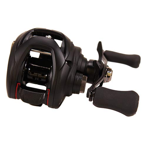 Daiwa TTU100H Tatula Baitcasting Reel, 100, 6.3: 1 Gear Ratio, 8 Bearings, 11 lb Max Drag, Right Hand