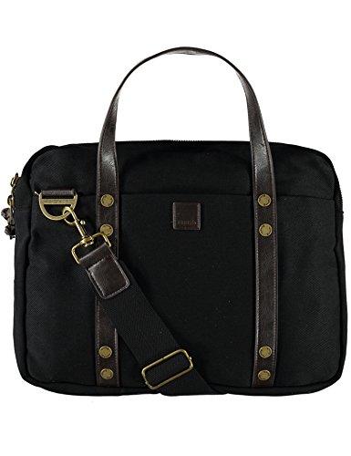 Bench Bolsa de viaje para hombre, Hombre, Bolsa con fuelles, BMXA0827, negro, 35.6 x 8.5 x 45 cm, 136.17 Liter