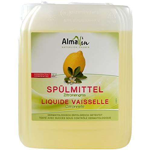 Ökologisches Spülmittel Konzentrat (AlmaWin) 5 Liter