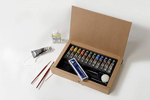 Industria Maimeri 1298175 Colori Acrilici Polycolor