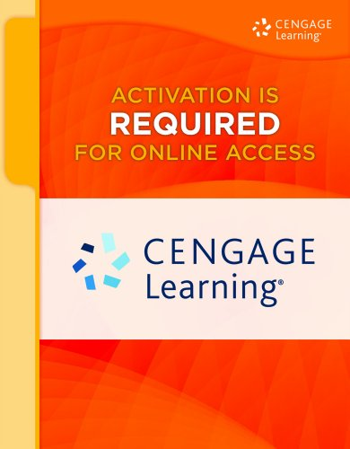 CengageNOW, 2 terms Printed Access Card for Warren/Reeve/Duchac's Financial & Managerial Accounting, 12th