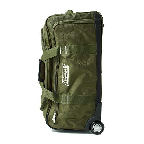 スーツケース コールマン (Coleman コールマン ボストンキャリーバッグ) 65cm Coleman ソフトキャリー キャリーバッグ キャリーケース (カーキ)