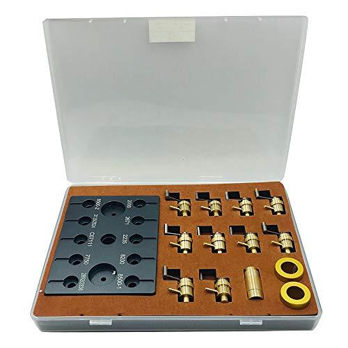 Reparaturwerkzeuge für Uhren, Ersatzfässer für Uhrenfederwickler für das Uhrwerk 3135/2892/2824/7750/2671/2000/8500 / C07111 / 2235/8200
