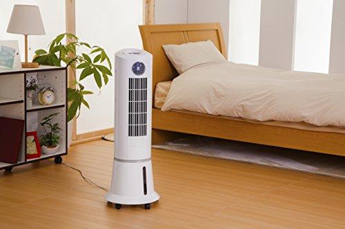 【扇風機よりも涼しい!】人気のおすすめ冷風扇ランキング10選のサムネイル画像
