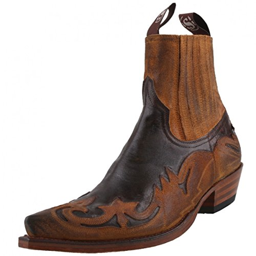 Sendra laarzen 4660 bruin