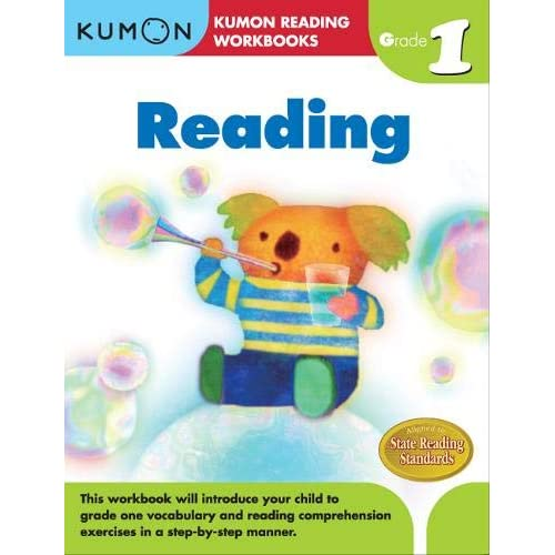 Grade 1 Reading (Kumon Reading Workbooks): Amazon.co.uk: Eno ...