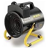 Best Garage Heaters - Garden mile® 3kW 6'800BTU/h Tilting Industrial Workshop Fan Review