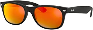 RB2132 New Wayfarer Flash Series Unisex Sunglasses