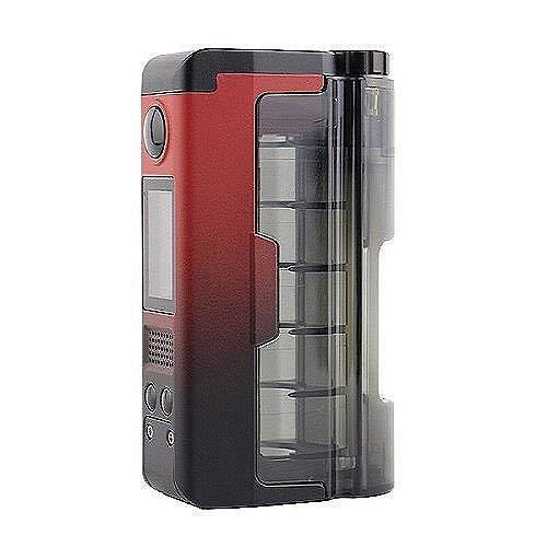 Dovpo | Topside Lite | Squonk Mod | Zero Nicotine (Red)