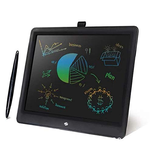 All-Purpose LCD Writing Tablet 15 Inch Electronic Writing Board Paperless LCD Drawing Board with Stylus Gift for School Students Kids Present