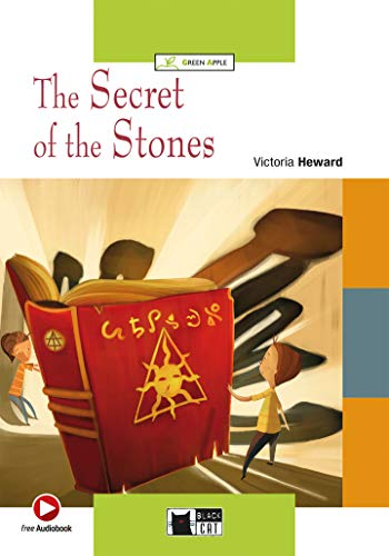 THE SECRET OF THE STONES + audio + App: The Secret of the Stones + audio CD + App