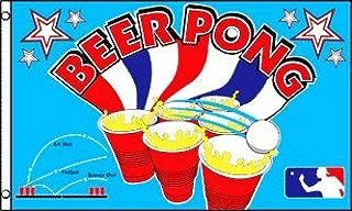 AZ FLAG Beer Pong Flag 3' x 5' - Alcohol Game Flags 90 x 150 cm - Banner 3x5 ft