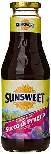 Sunsweet California - Zumo de ciruela seca, 470 ml