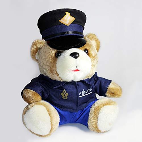 Politie Teddy - Polizei Teddy Niederlande