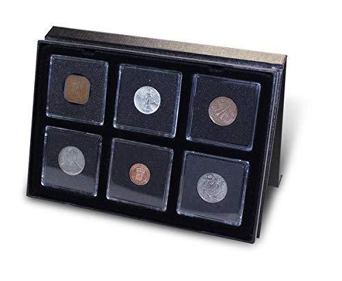 IMPACTO COLECCIONABLES Seconda Guerra Mondiale - 6 Monete Originali della Guerra 1939-1945 (V2)
