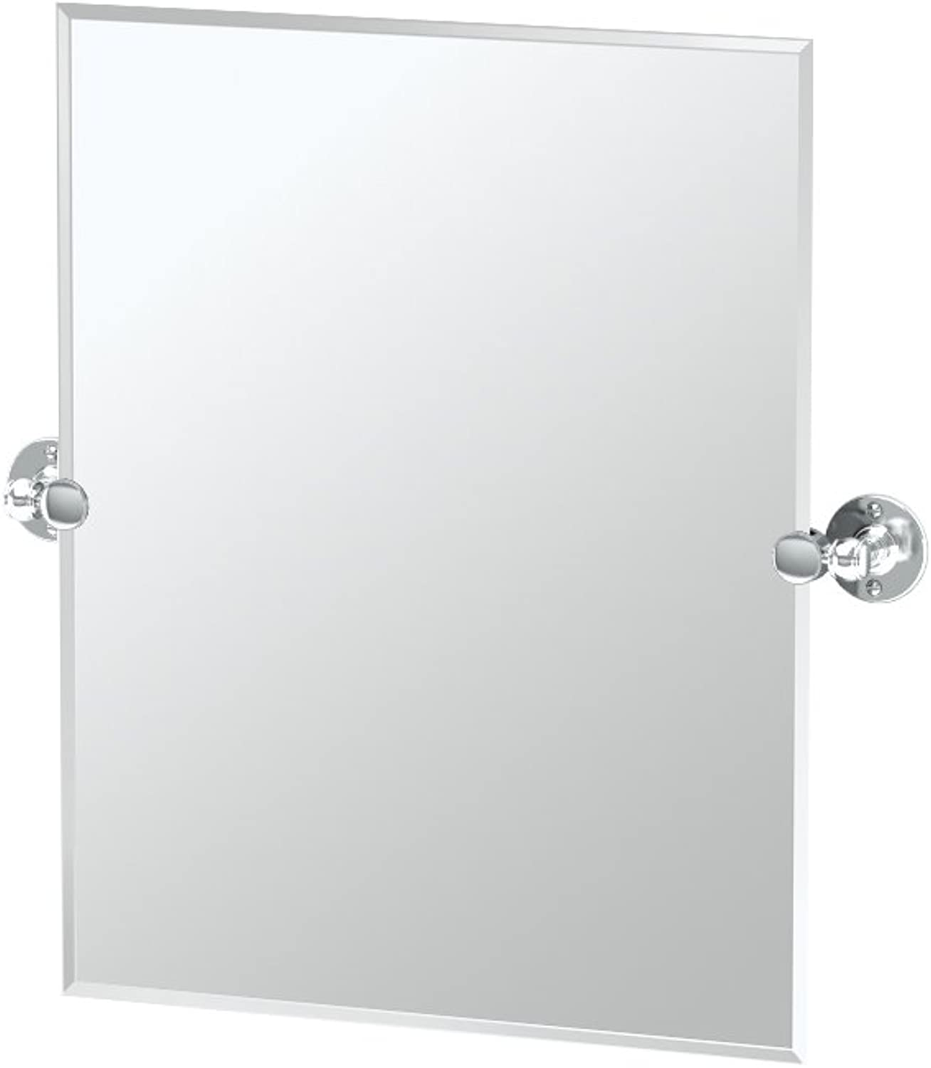 Gatco 4419SM Cafe, Small Rectangle Mirror