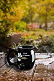 Innovative Coffee Black Coffee Mug - Wake and Bake - Roast and Toast - for special use - for gift and for daily use