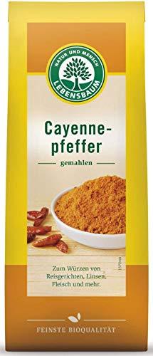 Lebensbaum Bio Cayennepfeffer, gemahlen (1 x 50 gr)