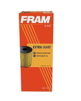 Fram CH10358 Oil Filter Cartridge