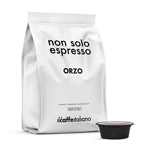 80 Capsules Barley - Compatibel met Lavazza koffiemachines A Modo Mio - Il Caffè Italiano