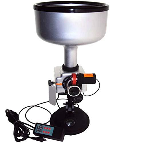 IOIOA Automatische Tischtennis Ballmaschine Tischtennisball Machin Mit Fern Controlball/Min Ping Pong Roboter Üben Maschine