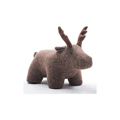 Handmade 3D Tier Plüschtier Super Weichen Stoff Spielzeug Geschenk Zu Hause Bett Wohnzimmer Sofa Bank, Gefüllt In Zwei Ausführungen Erhältlich ZZBiao (Color : A)