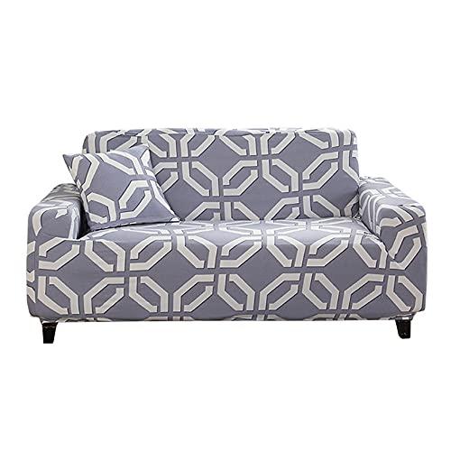 WXQY Sofaschutzbezug Ecksofabezug L-Typ müssen 2 Stück gewöhnliche Stretch-Schutzhülle A2 3-Sitzer kaufen