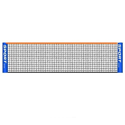 Cicony - Red de tenis portátil para badminton, voleibol, tenis y otros juegos
