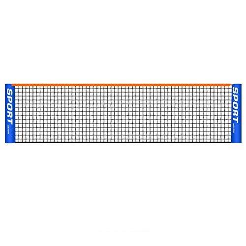 Cicony - Red de tenis portátil para badminton, voleibol, tenis y otros...