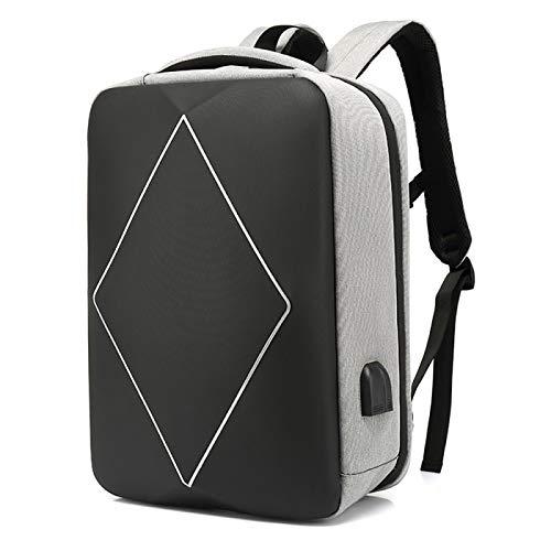 Anno 21 inch Men's Laptop Business USB Charging College School Bag Travel Backpack