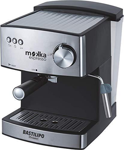 Bastilipo Mokka Expreso 20 Cafetera Express, 850 W, 2 litros