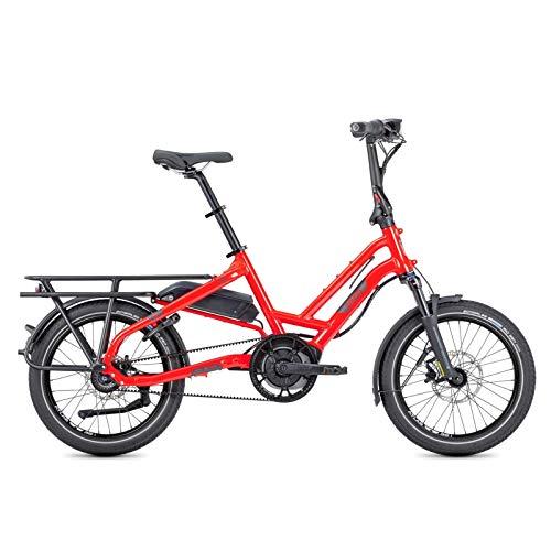 Tern Unisex Fahrrad HSD S8i E-Bike Lastenrad, 20