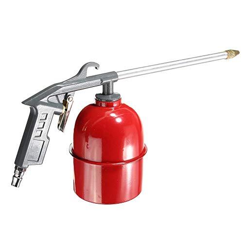 Coseyil Auto Motor Reinigungspistolen Solvent Air Sprayer Entfetter Siphon Werkzeuge Grau Für Die Motorpflege Autowerkzeuge Zubehör Aufbewahren