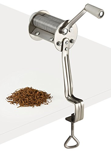 Tabakschneider StartUp 0,8mm von Eurotabak Tobacco Cutter Feinschnitt Fine Cut Shag